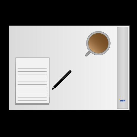 Schreibtischunterlage | 50 Blatt | DIN A2
