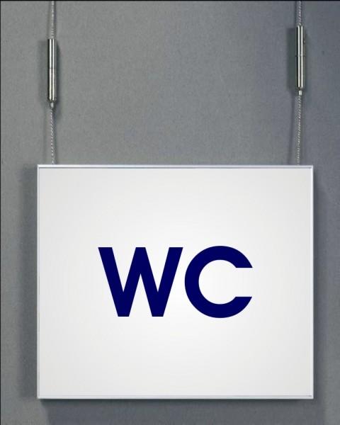 Deckenhänger | System Karlsruhe | 59,4 cm x 15 cm