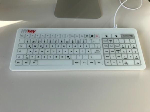 Hygiene Tastatur | Hykey